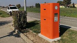 Due nuovi speed check a Casteldidone