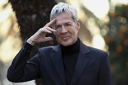 Claudio Baglioni il 18 febbraio 2022 al teatro Ponchielli
