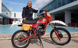 Motocross, Bregalanti campione italiano a 61 anni