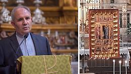 """A Sant'Agata prima domenica con la tavola """"finta"""""""