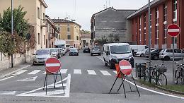 Cremona, via Bissolati a senso unico: caos e proteste