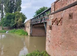 Voltido, lo storico ponte sul Delmona sarà riqualificato