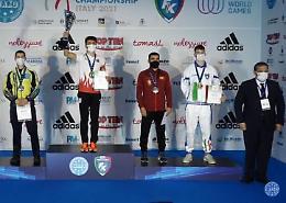 Kickboxing, Riccardo Soldi conquista il bronzo ai Mondiali Wako