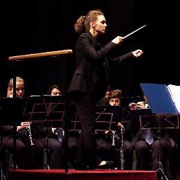 Concerto classico: il Corpo Bandistico G. Verdi di Ombriano per la LILT