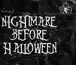 Nightmare Before Halloween! Show + DjSet