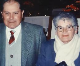 Palmiro e Silvana: insieme per tutta la vita, morti a poche ore di distanza