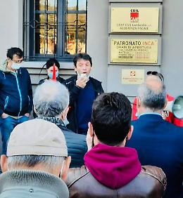 Assalto alla Cgil, Galimberti: «Noi sappiamo da quale parte stare»