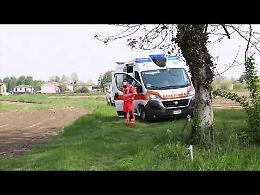 VIDEO Paracadutista morto a Cremona: l'impatto fatale e i soccorsi