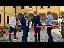 VIDEO L'inaugurazione del Mercato della Terra Slow Food a Soncino