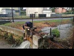 VIDEO Maltempo, sopralluogo del sindaco Angelo Barbati