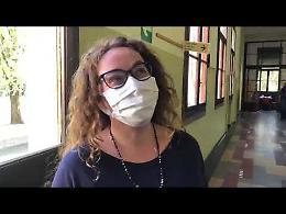 VIDEO Intervista a Marcella Maffezzoni, referente Covid elementare Stradivari