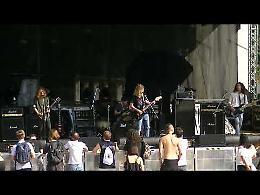 VIDEO L'esibizione della band Sunburn