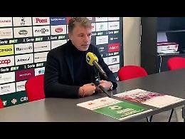 VIDEO Cremonese, conferenza stampa pre gara di mister Baroni