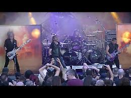 VIDEO L'esibizione di Flotsam And Jetsam
