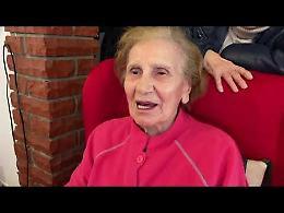 VIDEO Intervista a Giovanna Scaroni, una vita al volante dei tir