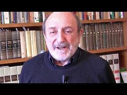 Umberto Galimberti. Ancora sul nichilismo nei giovani