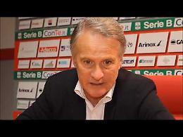 VIDEO Mister Attilio Tesser dopo Cremonese-Brescia