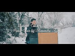 VIDEO L'Hallelujah di Cohen suonato all'harmonium nella neve: Alessandro Agazzi emoziona di nuovo