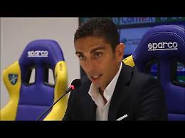 VIDEO Le dichiarazioni di mister Moreno Longo dopo Frosinone-Cremonese