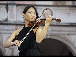 Il magico violino di Lena Yokoyama sulla Stradivari43