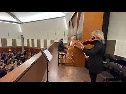 VIDEO Messa in ricordo di Andrea Micheli