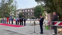 Ricordato a Castelvetro Piacentino il sacrificio del poliziotto Stefano Villa