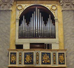 """Concerto di organo e corno per la rassegna """"Musica intorno al Fiume"""""""
