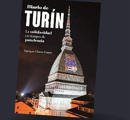Incontro con l'autore cubano Enrique Ubieta ed il suo libro Diario de Turin. La solidaridad en tiempos de pandemia.