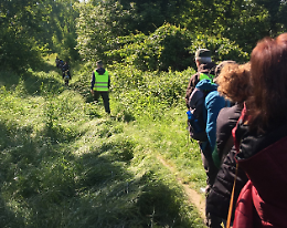 Guardia ecologica volontaria, corso gratuito