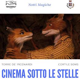 """Notti Magiche """"Fantastic Mr. Fox"""" di Wes Anderson"""