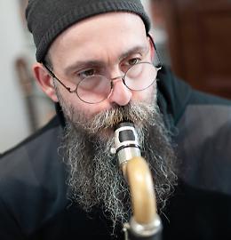 Marco Colonna: clarinetto in solo