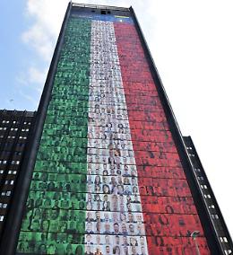 Forza Azzurri, anche due cremaschi  sulla bandiera di Poste Italiane