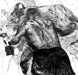 Drawings, uno sguardo sul disegno contemporaneo
