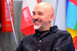 """Giampiero Rigosi presenta il suo libro """"Ciao Vita"""""""