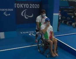 Paralimpiadi,  buon settimo posto per Efrem Morelli