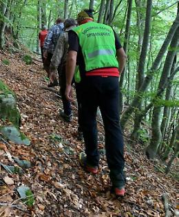 Cercano funghi e si perdono nel bosco, ritrovati dal soccorso alpino
