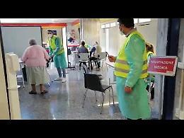 VIDEO Hub Crema: il percorso vaccinale