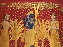 Comunicato Stampa: Krishna, il divino amante