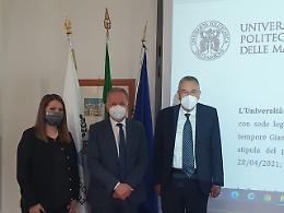 Comunicato Stampa: Academy per amministratori pubblici e giovani: accordo tra Univpm e Provincia di Ancona: