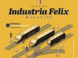 Comunicato Stampa: Su Industria Felix Magazine (con Il Sole 24 Ore) la mappa della sostenibilità