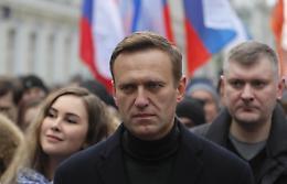 Il Ppe candida Navalny per il Premio Sacharov