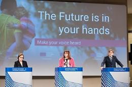 Conferenza sul Futuro dell'Ue, si parte oggi con le prime proposte dei cittadini