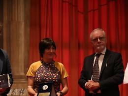 Comunicato Stampa: CRV - Premio Mario Rigoni Stern a Irene Borgna