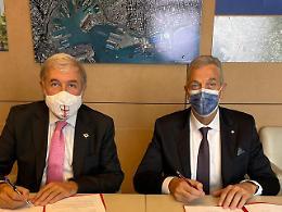 Comunicato Stampa: Firmato il protocollo d'intesa tra Genova e Recanati per lo sviluppo del patrimonio culturale e arti
