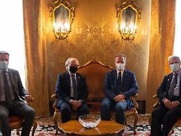 Comunicato Stampa: CRV - Presidente Ciambetti ha incontrato Raffaele Antonio Caltabianco, governatore Rotary Triveneto