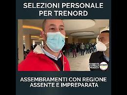 VIDEO Concorso Trenord in Lombardia, il M5S denuncia: 'Assembramenti e distanze non rispettate'