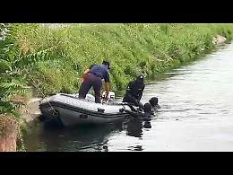 VIDEO Sabrina: i carabinieri subacquei cercano il corpo nel canale Vacchelli a San Bernardino