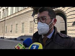 VIDEO La protesta di Confesercenti in Prefettura, intervista a Giorgio Bonoli
