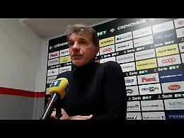 VIDEO Cremonese-Juve Stabia 1-1: il commento di mister Baroni