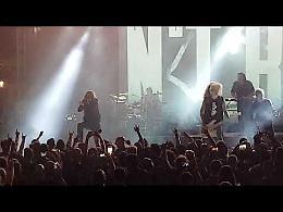 VIDEO L'esibizione della band Dark Tranquillity